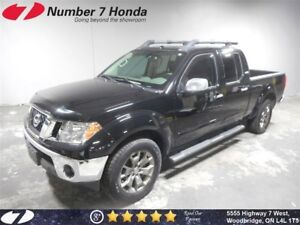 2014 Nissan Frontier SL| Loaded, Leather, Navi!