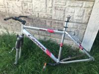 Adults carrera Vulcan frame for spares or repairs