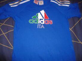 Italia tshirt aged 6-8 years