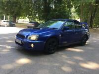 SUBARU 2.0 4WD-IMPREZA 2004-WRX KIT-NON TURBO-69000 MILEAGES-COBRA EXCHAUST-LOOKS RUNS AWESOME