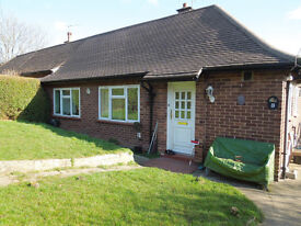 Council bungalow one bedroom WD3 herts for exchange