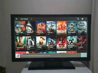 """Samsung 32"""" Smart LED TV Others Listed FreeView Built In 2HDMI 1USB Full HD 1080p"""
