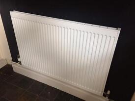 4 x radiators for sale 90x60 / 120x60 / 140x60