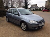 Vauxhall Corsa SXI 2006 1.2 Petrol only 2 owners from new One Year MOT