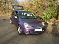 HI SPEC FORD FIESTA 08 REG CLIMATE/LOW MILES/LOW INSURANCE/IDEAL 1st 2nd CAR