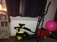 Everlast cross trainer hardly been used