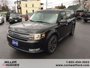 2015 Ford Flex SEL,Nav,Pano.Roof,Remote Start,Camera