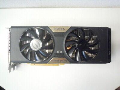 EVGA NVIDIA GeForce GTX 770 (04G-P4-3774-KR) 4GB Video Card w/ ACX * 4 Screens comprar usado  Enviando para Brazil