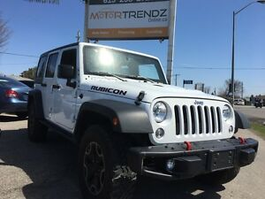 2016 Jeep Wrangler Unlimited Rubicon Wow ! Nice Rubicon! Only...