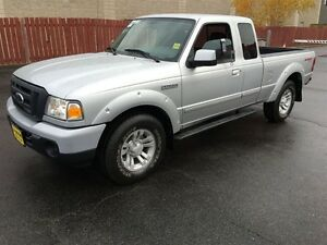 2009 Ford Ranger Sport, Extended Cab, Automatic, 4x4