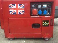 Diesel generator 18.5 kva