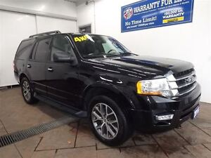2016 Ford Expedition XLT 4X4 LEATHER SUNROOF NAV 8 PASS
