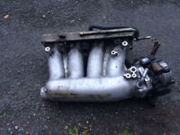 honda civic type r ep3 integra dc5 k-series engine RBC inlet manifold 01 to 05