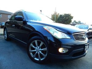 2009 Infiniti EX35 JOURNEY AWD | LEATHER.ROOF| BACK UP CAMERA