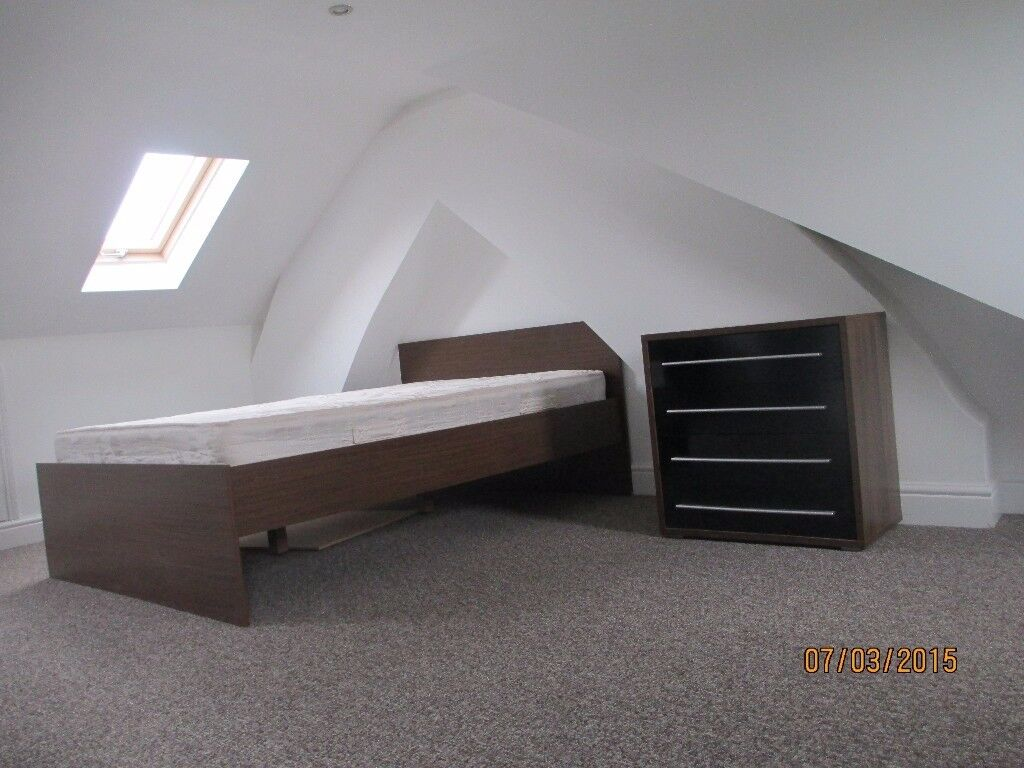 All inclusive* DOUBLE furnished converted loft room*ensuite*£560