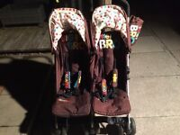 Cossatto twin buggy