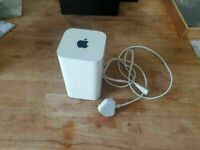 Apple AirPort Extreme A1521 (6th Gen) Wi-Fi Wireless Router BaseStation FULLY WORK