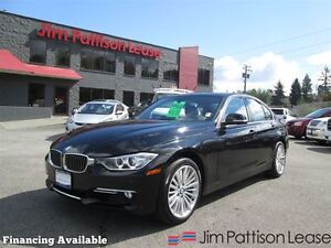2015 BMW 328I xdrive w/nav, leather and roof