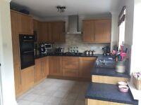 Modern kitchen units and appliances