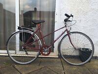 Raleigh Vintage Bicycle