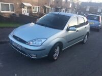 1.6, new clutch fitted with reciept, new car forces sale, solid drive, long mot