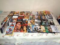 70 Assorted Dvd Films