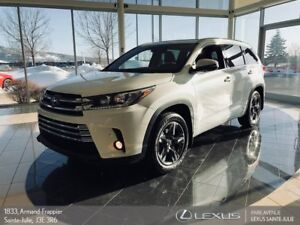 2017 Toyota Highlander * Limited * GPS * TOIT PANO *