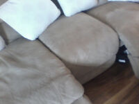 3+2 Seater suite, recliner