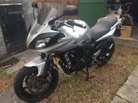 Yamaha FZ6 Fazer S2 2010 600cc