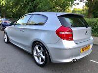 2008 BMW 120D SE SPORT PACK LOW MILEAGE 60K ONLY FSH PX