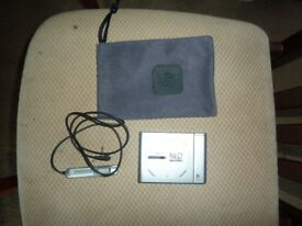Sony Portable Minidisc Player MZ-E25