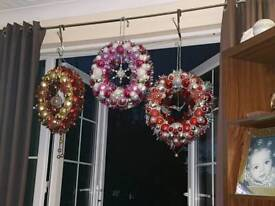 Christmas wreaths made to order