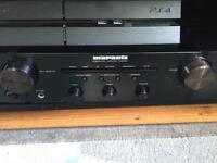 Marantz 6003 setup with wharfedale 10.1 speakers