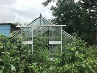 Green house 2.5 m x 4 m