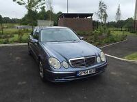 Mercedes-Benz E Class 2.7 E270 CDI Avantgarde 4dr