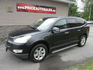 2012 Chevrolet Traverse LT - AWD -BACK-UP CAMERA