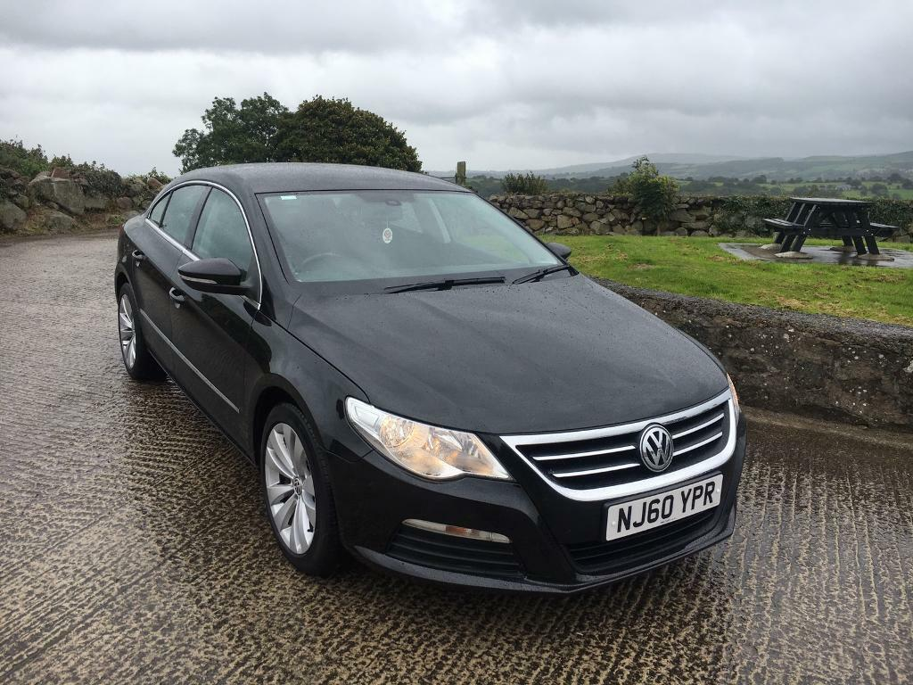 2010 volkswagen passat cc 2 0 tdi cr 140 bhp 6 speed 5 seater finance available in county. Black Bedroom Furniture Sets. Home Design Ideas