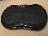 Pro-Step Mini Vibration Plate Trainer