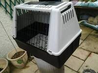 Dog carriers suitable for car boot