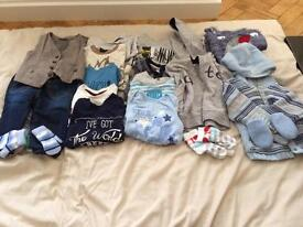 Boys 8-12 month clothes
