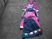 Jojomamanbebe Pinafore Dresses