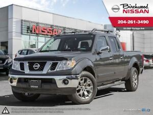 2015 Nissan Frontier 4X4 SL Leather , Back UP Camera , Mint!