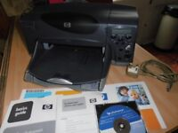 H.P. PHOTO-SMART 1215 PHOTO DIRECT. INK-JET PRINTER