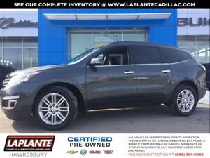 2014 Chevrolet Traverse LT + Heated Seats + Hitch