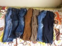 Boys clothes bundle 6-7ys (all seasons)