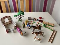 Playmobil 5227 & 5108 Horses, Foal & accessories