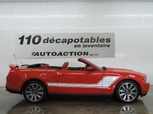 2010 Ford Mustang GT DÉCAPOTABLE COMME NEUF!