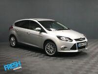 Ford Focus Zetec 1.0 Navigation Turbo 2014(64) - Low Mileage, 12 Months MOT