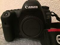 Canon 5d mark 4 Camra