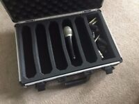 Microphone case - Thomann Mix Case 4631A